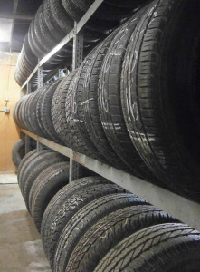 New Used Tires Major Brands Generic Options Patching Mounting Balancing
