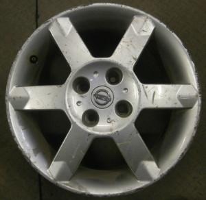 Rim and Wheel Road Rash and Damage Repair